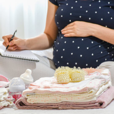 Co si sbalit do porodnice