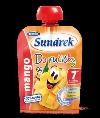 Sunárek Doručičky mango