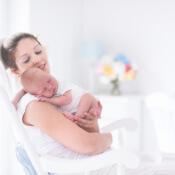 Správná výživa a životospráva kojící matky