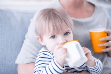 Výživa dětí od 1 do 3 let