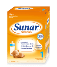 NOVÝ Sunar Complex 1