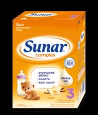 NOVÝ Sunar Complex 3 vanilla