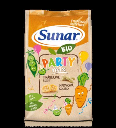 BIO křupky Party mix