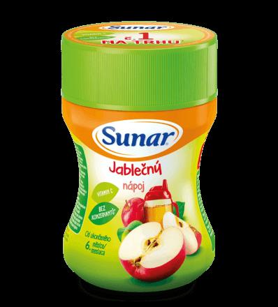 Rozpustný nápoj jablečný