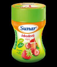 Rozpustný nápoj jahodový