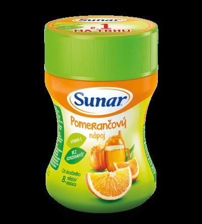 Rozpustný nápoj pomerančový