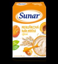 Meruňková kaše mléčná rýžová