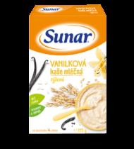 Vanilková kaše mléčná rýžová