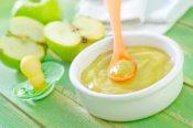 Ovocné příkrmy - jaké a kdy začít
