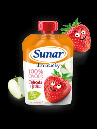 Sunar Ovocné kapsičky do ručičky